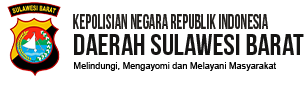 Kepolisian Negara Republik Indonesia Daerah Sulawesi Barat